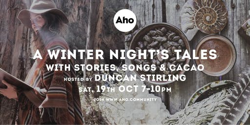A Winter Nights Tales hosted by Duncan Stirling