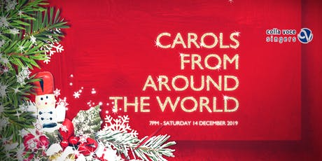 Carols from Around the World 2019 tickets