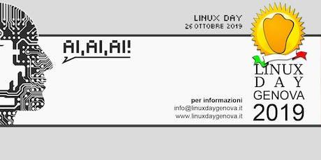 Linux Day Genova 2019 biglietti