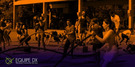 Equipe DX - Circuito Funcional - #148 - S.C.Sul ingressos