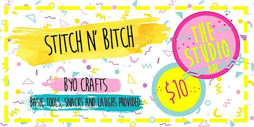 Stitch n' Bitch: Inclusive Craft Club