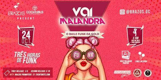 Vai Malandra ♫ O Baile Funk da Gold (Special Edition)