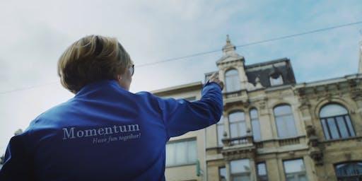 Infomoment Momentum Antwerpen