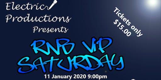 RNB VIP Saturday