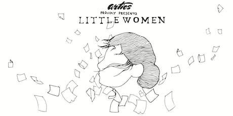 Little Women Dessert Theatre tickets