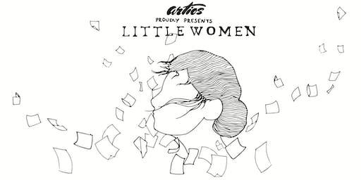 Little Women Dessert Theatre