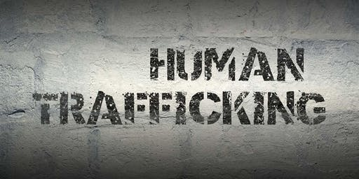 Human Trafficking. It is Here. It is Now.