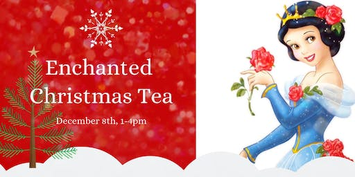 Enchanted Christmas Tea