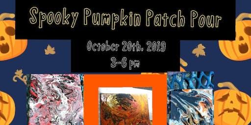 Spooky Pumpkin Patch Pour