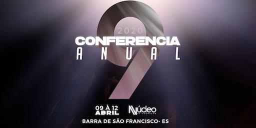 Conferencia Anual 9 Núcleo de Adoração