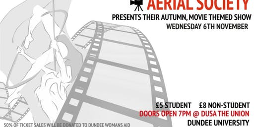 Aerial Society Movies Themed Show