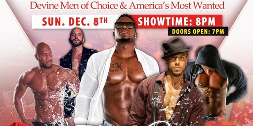 Fantasy-Devine men of Choice & AMW Events - Pickering