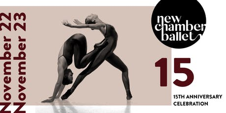 New Chamber Ballet - 15th Anniversary Performance tickets