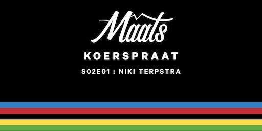 Maats Koerspraat S02E01: Niki Terpstra