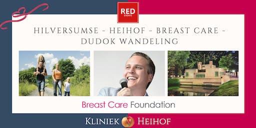 Hilversumse - Heihof - Breast Care - Dudok Wandeling