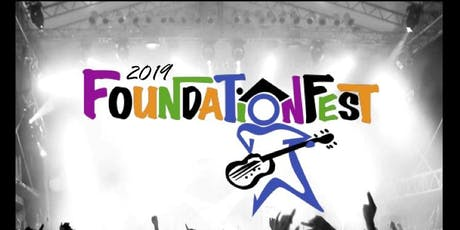 Foundation Fest tickets