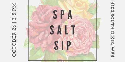 Spa-Salt-Sip!