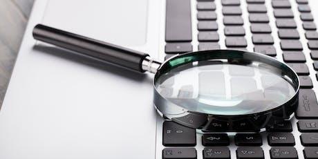 CyberCop 2020 Fundamentals of Dark Web Investigations tickets