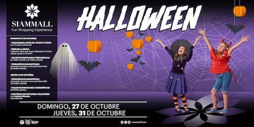 Llega el Halloween a Siam Mall