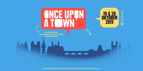 Once Upon A Town - Scenttour met Tanja Schell billets