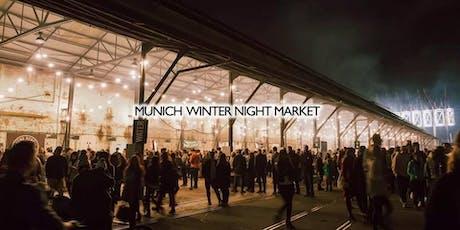 Munich Winter Night Market 2019 Tickets