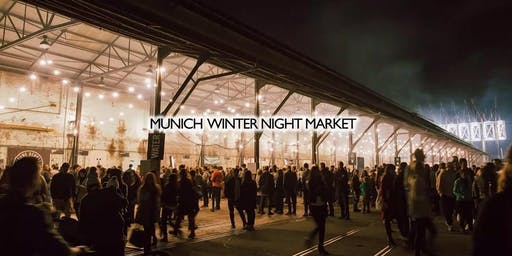 Munich Winter Night Market 2019