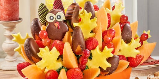Edible Arrangements Fall Festival