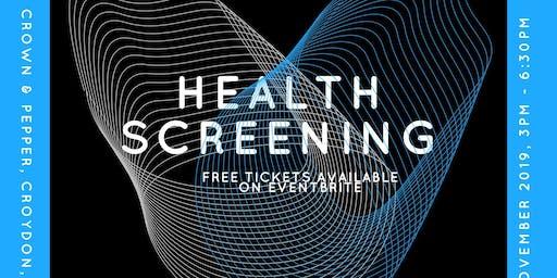 Health Screening Day