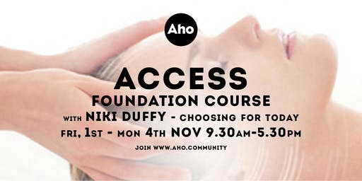 Access Foundation Course London UK with Niki Duffy