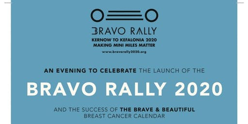 Launch of the BRAvo Rally 2020 & success of the Brave & Beautiful Calendar