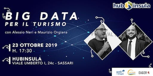 BIG DATA PER IL TURISMO