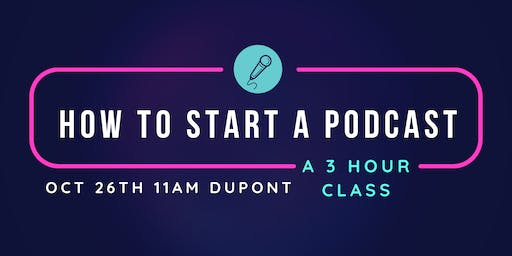Start Your Podcast The Right Way