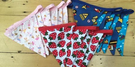 Sew Your Own Bunting tickets