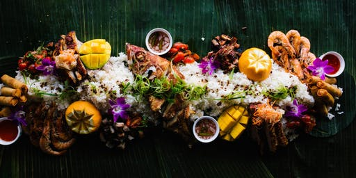 Kamayan Community Feast