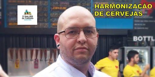 Workshop - HARMONIZAÇÃO DE CERVEJAS