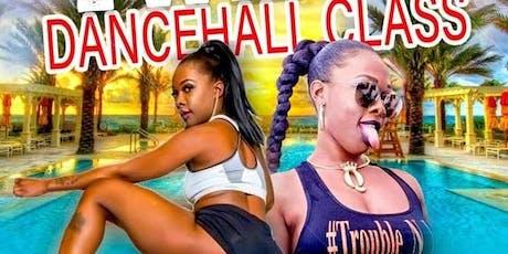 Dancehall Flex Twerk Class W/DHQ @Sassysavage tickets