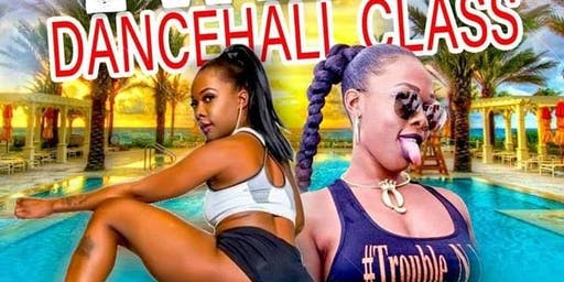 Dancehall Flex Twerk Class W/DHQ @Sassysavage
