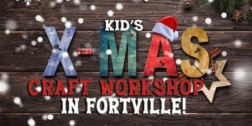 Kid's Christmas Workshop