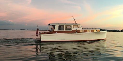 Dabbler Antique Boat Ride