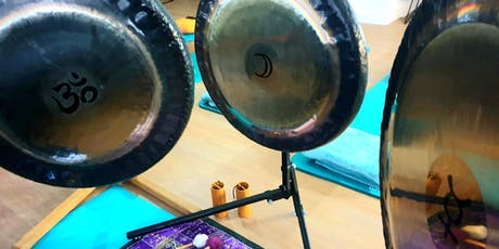 Gong Bath for Abundance tickets