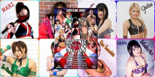 Joshi Wrestling In Italy: spettacolo  Wrestling Professionistico
