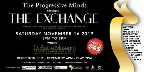 The Exchange: Unifying the Black Diaspora for Future Generations tickets
