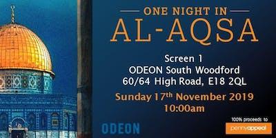 One Night In Al-Aqsa Film Screening