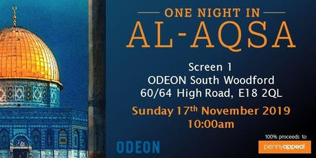 One Night In Al-Aqsa Film Screening tickets