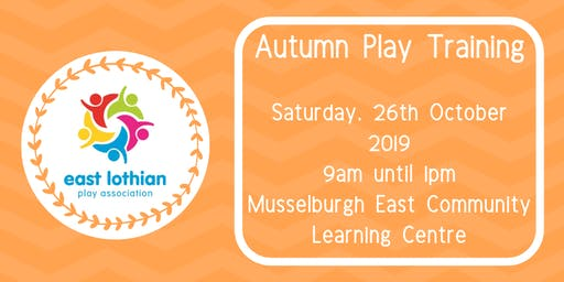Autumn Play Training Day 2019