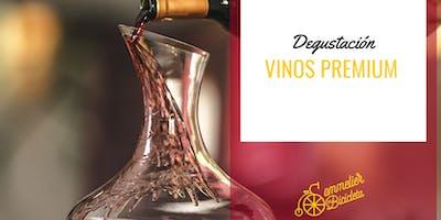 Degustación de Vinos Premium