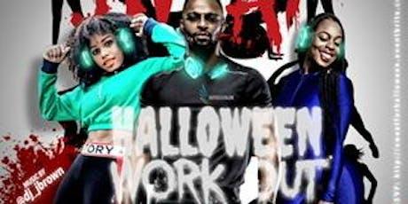 Ambishun Fitness SWEAT: Halloween Silent Workout  tickets