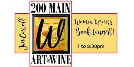 Women Writers  with  Jan Carroll - Book Launch tickets