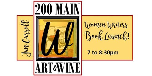 Women Writers  with  Jan Carroll - Book Launch