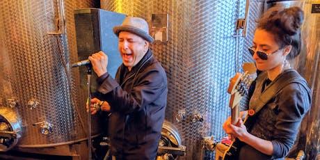The Delta Sonics at Bonacquisti Wine tickets
